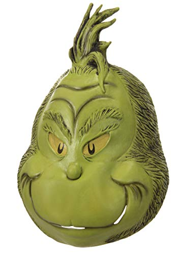 elope Dr. Seuss The Grinch Deluxe Full Mask