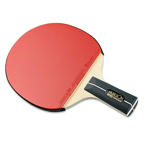 Amazing Deal HUATINGRHPP Ping Pong Table Tennis Ping Pong Racket with One Bat/paddlefor Kids Adults ...