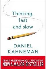 Thinking, Fast and Slow ハードカバー