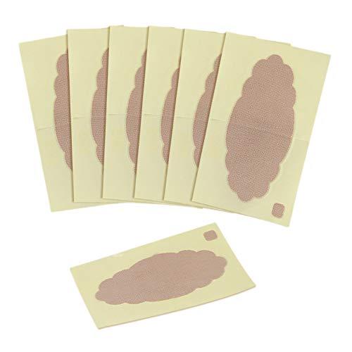 Moligh doll 10 PièCes Aisselle Pads Multifonction Aisselle Sous les Aisselles Sweat Pads Bouclier Plantaire Absorbant AdhéSif pour les Femmes et les Hommes