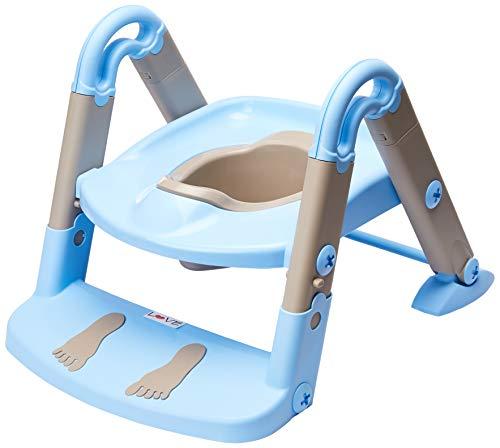 Troninho com Escada, Love, Azul