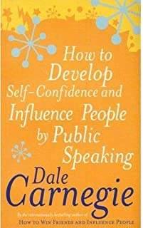 How to Develop Self-Confidence & Influence People By Public Speaking - by Dale Carnegie1st Edition