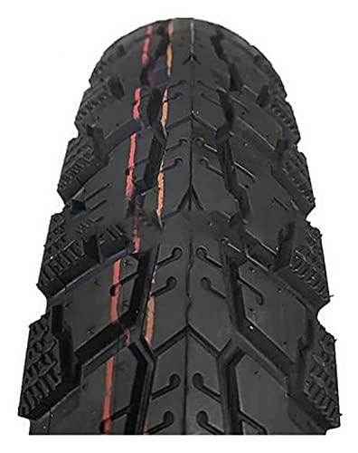 Neumáticos para Scooter Neumático para Scooter eléctrico, 14 Pulgadas 14x2.50 Neumático de vacío, Relleno Interior de Alambre de Acero, Neumático Resistente al Desgaste y a los pinchazos, YKHAO