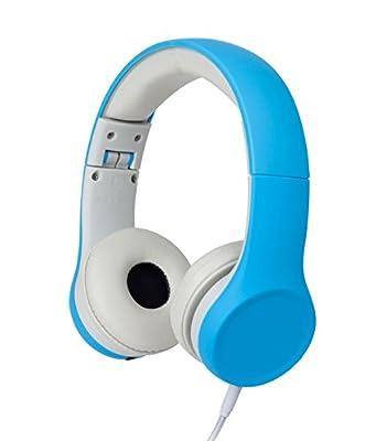 Snug Play+ Kids Headphones Volume Limiting and Audio Sharing Port (Blue) from Snug