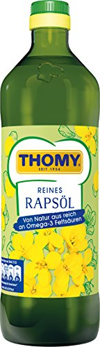 Thomy Reines Rapsöl, 1er Pack (1 x 750 ml)
