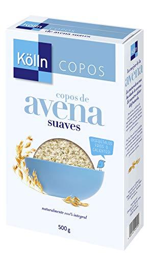 Kölln Copos de avena original - Paquete de 7 x 500 g -