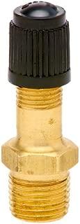 Control Devices Brass Tank Valve, 1/8