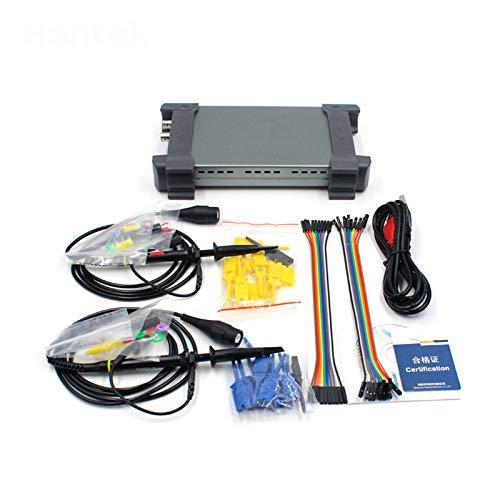 SISHUINIANHUA 6022BL PC USB Oszilloskop 2 Digitale Kanäle 20MHz Bandbreite 48MSa / s Abtastrate 16 Kanäle Logikanalysator