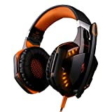 <span class='highlight'><span class='highlight'>Busirde</span></span> KOTION EACH G2000 Over-ear Game Gaming Gaming Headphone,Over-ear Headphone Headset Earphone Headband with Mic Stereo Bass LED Light for PC Game
