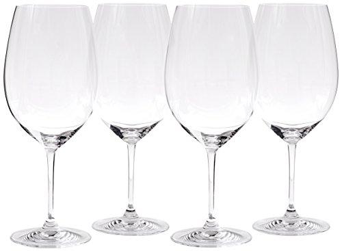 Riedel 7416/00 Vinum XL Cabernet Sauvignon 4 Rotweingläser 960 ml