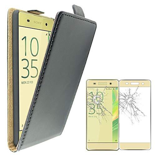 ebestStar - Funda Compatible con Sony Xperia XA, XA Dual Carcasa Abatible...