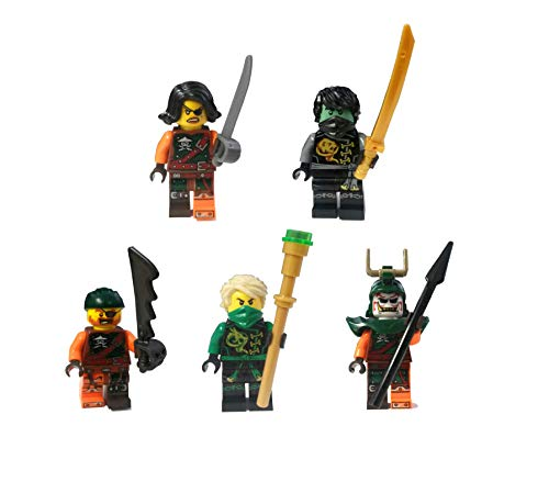 LEGO The Green NRG Dragon - Juego de figuras (incluye accesorios)