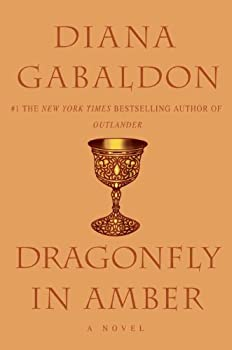 Paperback Dragonfly in Amber Book