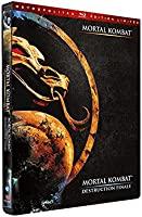 Mortal Kombat-Destruction Finale (blu-Ray | Bi-Pack | Édition SteelBook)