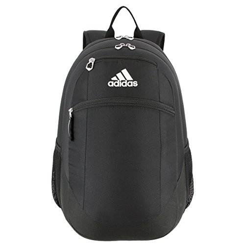 adidas Unisex Striker II Team Backpack, Black/White, One Size