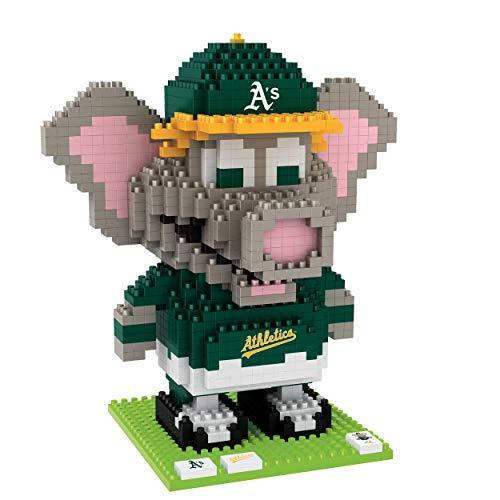 Oakland Athletics 3D Brxlz - Mascot- Stomper