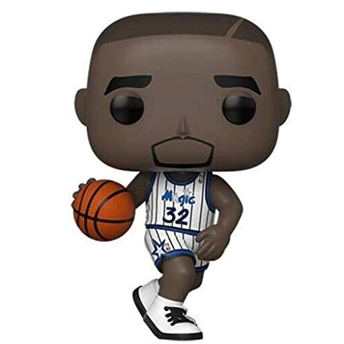 Lotoy Funko Pop Basketball : Milwaukee Bucks - Shaquille O'Neil Vinyl 3.75inch for NBA Fans Model