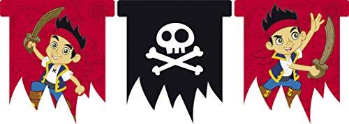 Jake und die Neverland Pirates Flag Banner 3m
