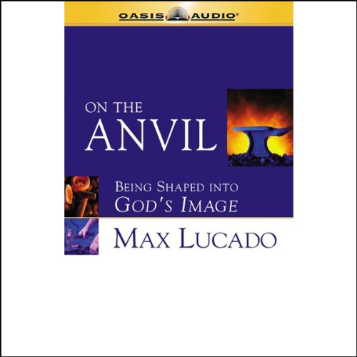 On the Anvil audiobook cover art