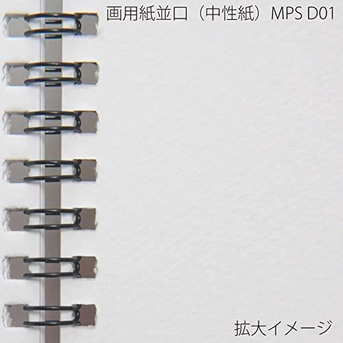 マルマンスケッチブック図案シリーズA3画用紙S115