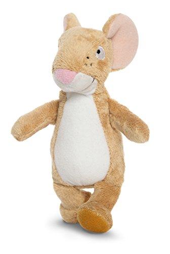 Aurora World 60349 - Plüschtiere Maus (Grüffelo) Kinderliebling, 18 cm