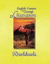 Workbook English Lessons Through Literature Level C - Slant Cursive