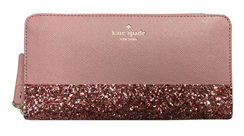 Kate Spade New York Neda Greta Court Leather Zip Around Continental Wallet