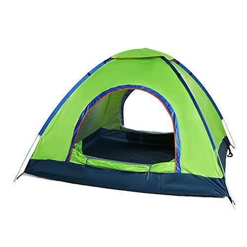 XUEXIU 6-8 Persona Mochilero Configuración de la Tienda de campaña Camping al Aire Libre 4 Tienda Tienda de la Temporada Inicio Capa Doble Impermeable Anti Senderismo Tienda Tienda de Trekking