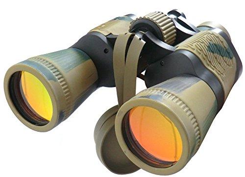 BINOCULARES PARA DIA' DE LA VISION NOCTURNA 7X50 PLEGABLE COMPACTO PRISMATICOS PRISMA TELESCOPIO