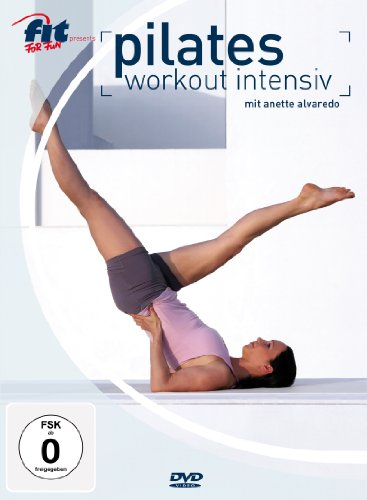 Pilates Workout Intensiv - mit Anette Alvaredo
