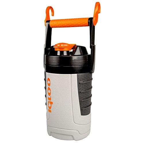 Igloo Proformance 1 Quart Water Jug, Orange/Black