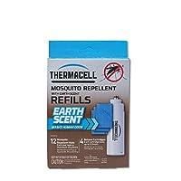 地球の香りつめかえ用と撥サーモE-4モスキート - バリューパック