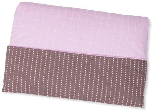 Cambrass Colcha I-V 60X130 - kleur roze/chocolade