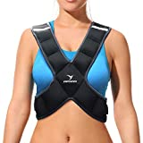 Empower Weighted Fitness Training Vest for Women Exercise Equipment, Body Weight Vest, Strength...