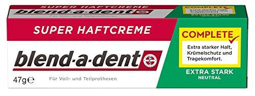 blend-a-dent Crema Super Adesivo Neutro Completo Neutro 47g,...
