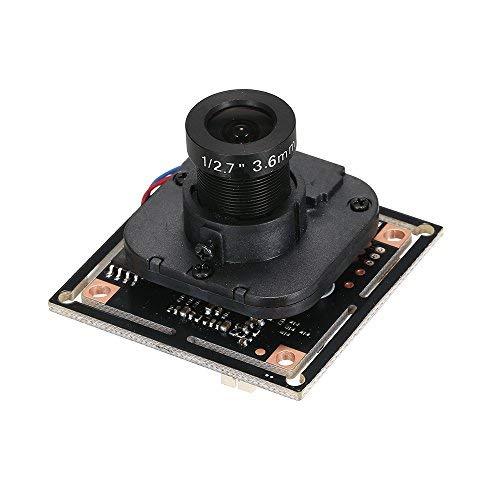 OWSOO CCTV AHD Modulo Telecamera 3.6mm 720P AHD 100 MegaPixel DIY PCB Board Supporto XVI Per MiNi AHD Camera PAL Sistema