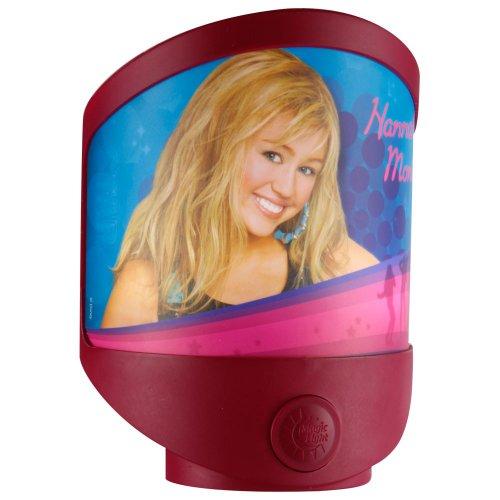 Wandlampe Kinderleuchte Lampe Mädchen Leuchte Spielzimmer Licht Hannah Montana Globo 662361