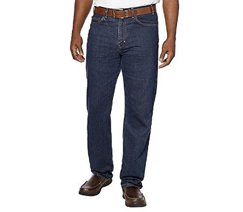 Kirkland Signature Mens 5 Pocket Blue Jeans 30x32
