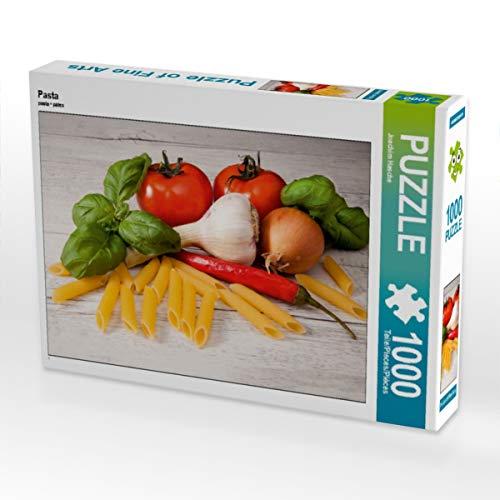 CALVENDO Puzzle Pasta 1000 Teile Lege-Größe 64 x 48 cm Foto-Puzzle Bild von Joachim Hasche