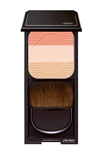 Shiseido Face Color Enhancing Trio unisex, Puder 7 g, Farbe: OR1 - peach, 1er Pack (1 x 0.088 kg)