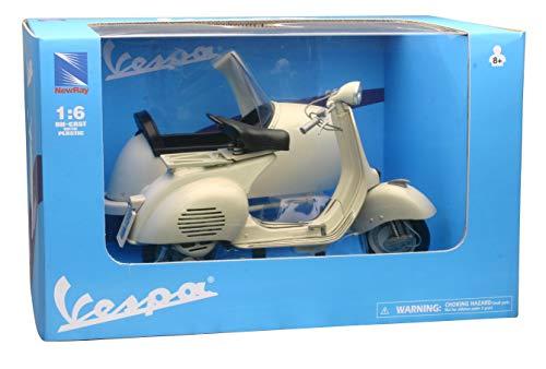 New Ray - 48993 - Véhicule - Vespa + Side Car 1/6ème