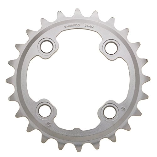 Shimano - Foglio Di Catena 24 Fc-M785 Di Am Di Denti Y-1Ml24000