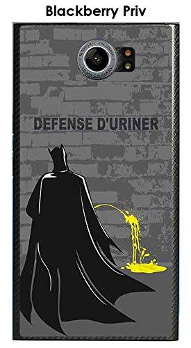 Onozo Carcasa para Blackberry Priv, diseño de Batman