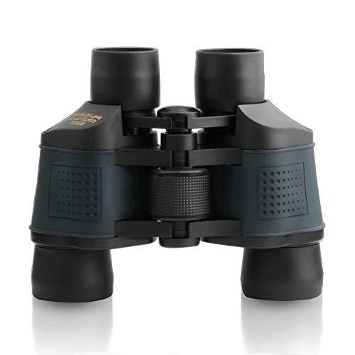 Nevy Prismaticos Profesionales Telescopio 60X60 HD 10000M Clear Vision Zoom Fijo Binocular De Visión Nocturna For Observación De Observación De Aves, Senderismo, Astronomía
