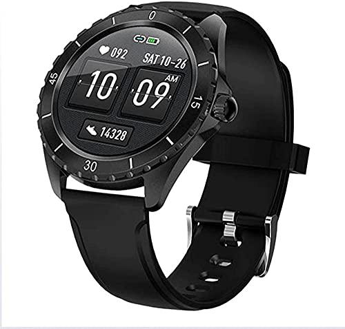 Reloj inteligente fitness tracker monitor de sueño ritmo cardíaco con pantalla táctil 1.3 modo multideporte IP68 cronómetro impermeable
