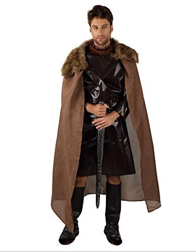PARTY FIESTA Disfraz Hombre De La Oscuridad para Hombre (XL)