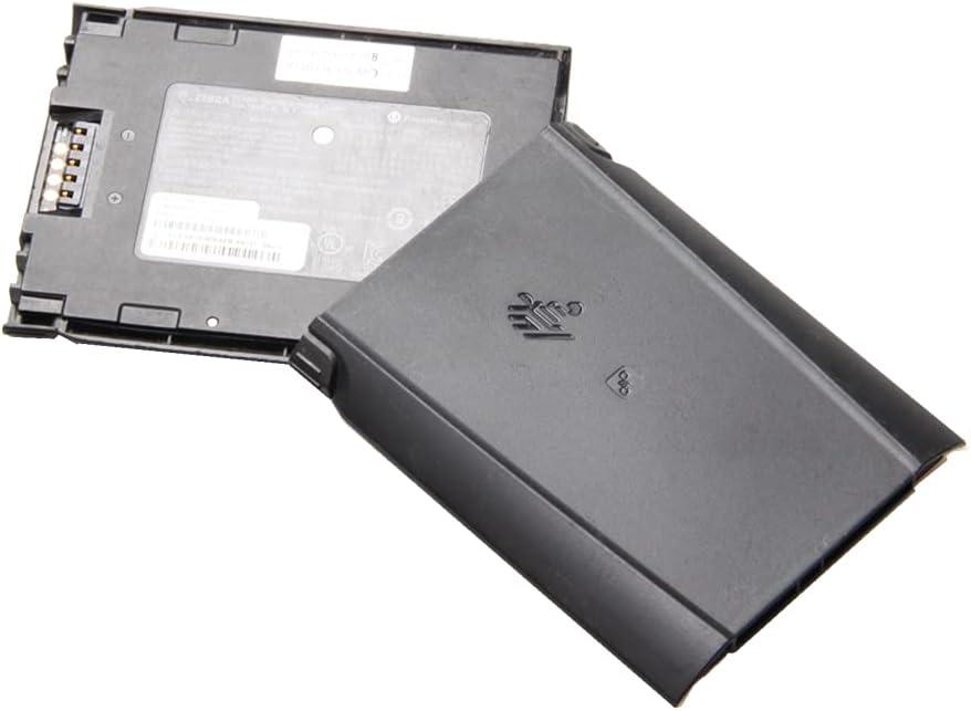 ST Replacement Barcode Scanner Battery for Zebra TC51/TC56 TC56I TC510 BTRY-TC51-43MA1-01 BT-000314 Black