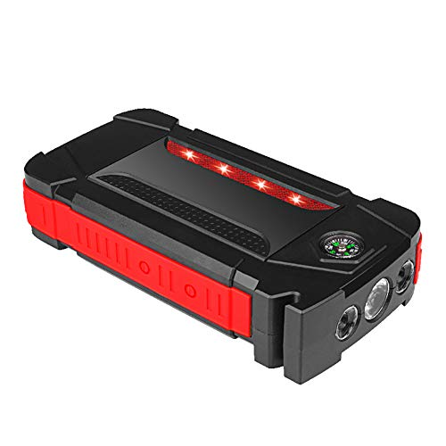 Read About Feng 600A Peak 12000mAh Portable Car Jump Power Pack (6.0L Gas, 4.0L Diesel Engines) Emer...