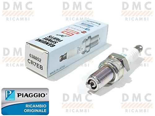 CANDELA ACCENSIONE CR7EB VESPA LX 150 4T DAL 2009 AL 2012 ORIGINALE PIAGGIO