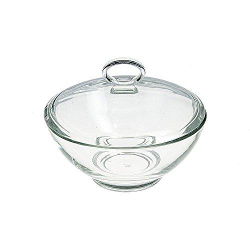 Ar Bombonera cristal, Transparente, 13x13x8 cm (Q042900)